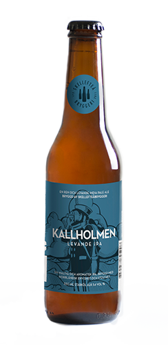 Kallholmen levande IPA