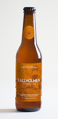 Kallholmen levande ale