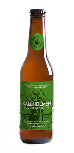 Kallholmens dunkel IPA