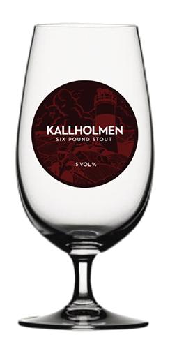 Kallholmen six pound stout