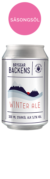 Bryggarbackens Winter Ale I Burk